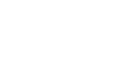 Actúa Planner logo