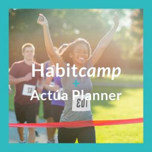 Habit Camp - Actúa Planner - agenda